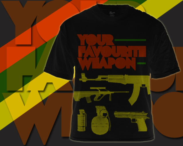 Your Favourite Weapon