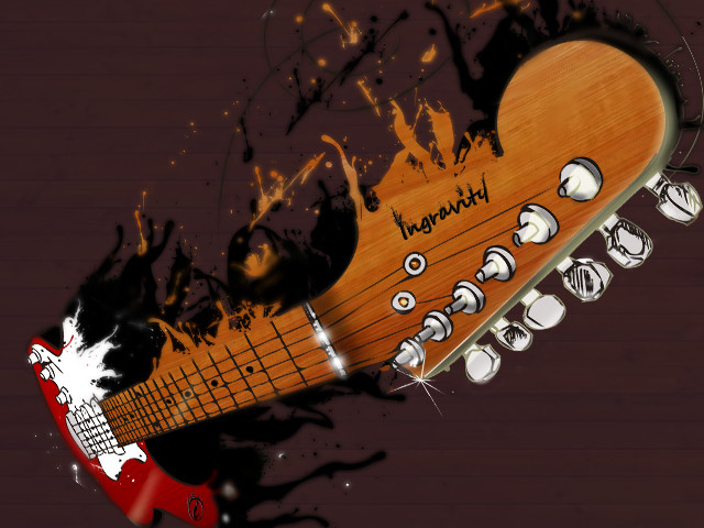 Ingravity Guitar