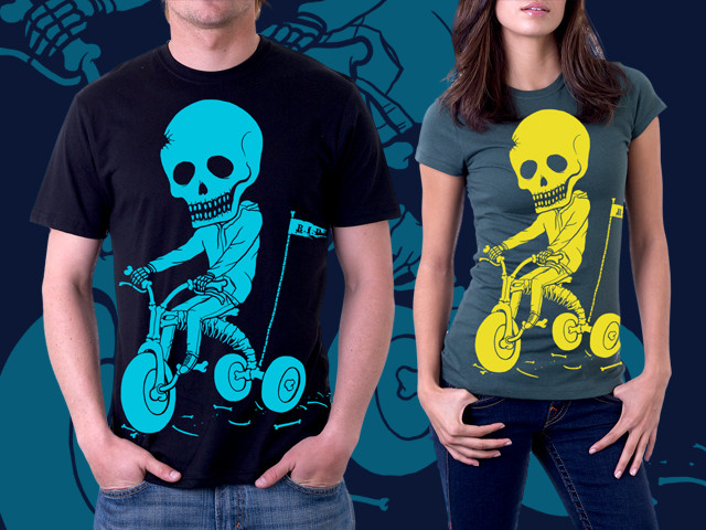 Death Kid Bone Ride