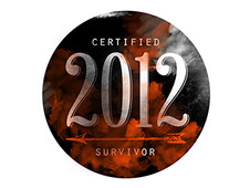 2012 Survivor T-Shirt Design by