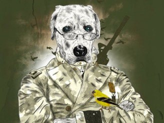 Dog Soldier by Ramon.b