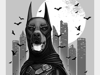 DOBERMAN by ADAMLAWLESS