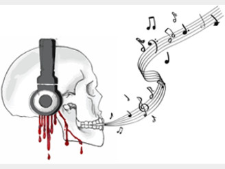 Death By Music - Music Crave by sumyunguh