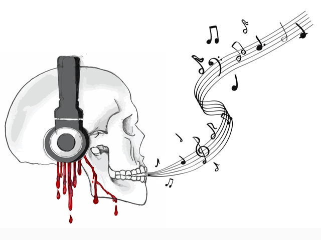 Death By Music - Music Crave