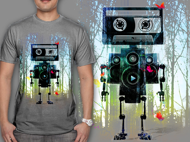 Play My Musical Robot 2