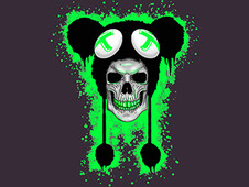 Dead Mouse T-Shirt Design by