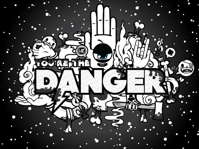 You're The Danger (Von Z. Version)
