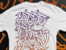 ABC T-Shirt Design by