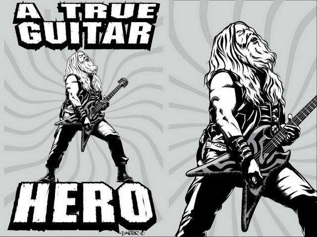 True Guitar Hero
