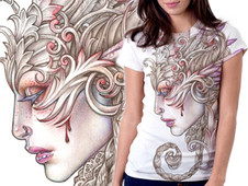DUM SPIRO SPERO T-Shirt Design by