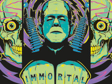 IMMORTAL T-Shirt Design by