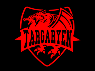 House Targaryen Team Logo by CrosbyC