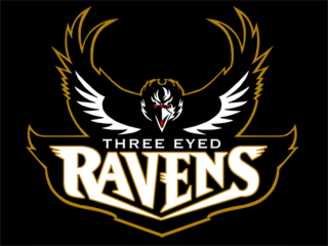 Three Eyed Ravens Team Logo by CrosbyC