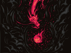 Riddles of the Dragons T-Shirt Design by