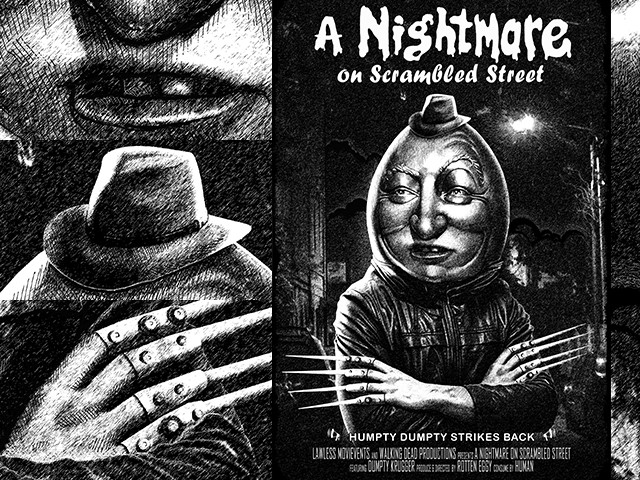 A NIGHTMARE ON SCRAMBLED ST.
