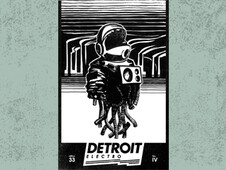 Detroit Electro T-Shirt Design by