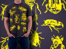 beetles T-Shirt Design by