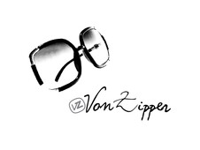 VonZipper Women's - ALOTTA SUNGLASSES-T T-Shirt Design by