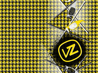 VZ Houndstooth by dcescott