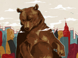 Bear City by JennaleeAuclair