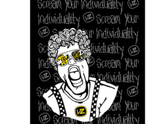 Scream Your Individuality by so17ccer