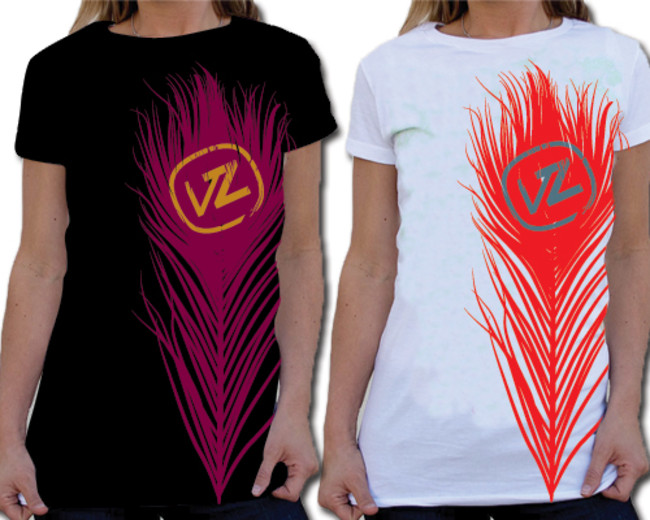 Birds of a feather - VZ ladies Tee