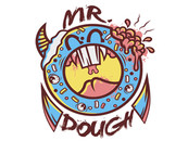 Mr. Dough by Alsaud