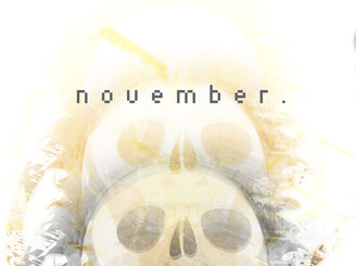 november. by jyoungest1