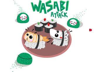WASABI ATTACK! by ElliotCochran
