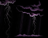 Morado Storm by theinfinityloop