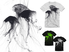 Underwater Flight 2 T-Shirt Design by