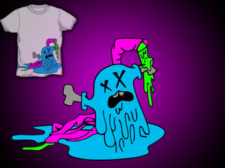 Splatther Shirt by ggaahhhhh