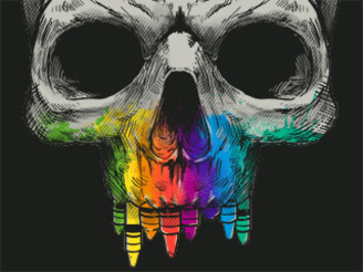 Many Colors of Death by Nikoby
