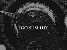 Ego sum lux T-Shirt Design by
