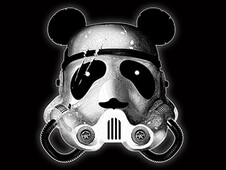 PANDATROOPER T-Shirt Design by