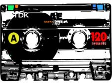 Mix Tape T-Shirt Design by