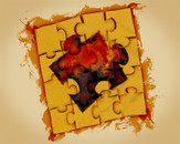 The Puzzle Piece by deceiver