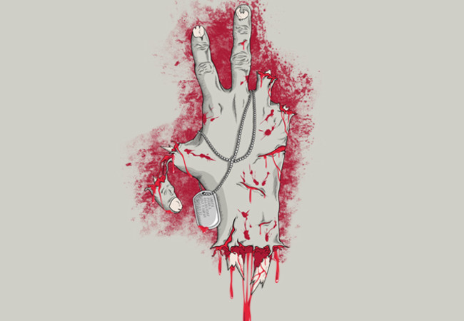 Blood and Bones for Peace