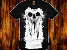 Dead Tooth T-Shirt Design by