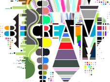 Be Creative T-Shirt Design by