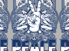 SPREAD PEACE T-Shirt Design by