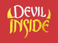 Devil Inside T-Shirt Design by