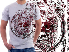 Calavera no chilla T-Shirt Design by