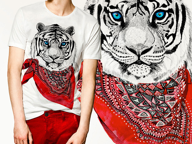 FASHION TIGER