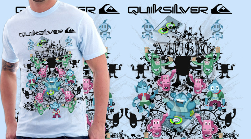 Music for quiksilver