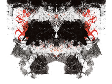 Rorschach's Test T-Shirt Design by
