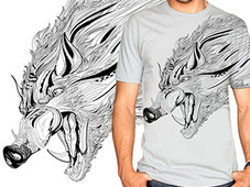 growlboar T-Shirt Design by
