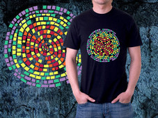Cosmic T-Shirt Design by