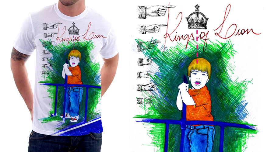 Types of T Shirt Inks Used for Printing