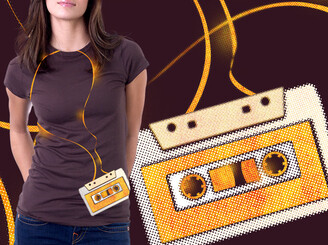 Cassette my T by Taalis